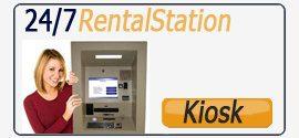 24/7 Rental Station Kiosk - East Cypress Storage