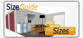 Size Guide - East Cypress Storage