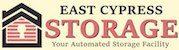 East Cypress Storage Logo